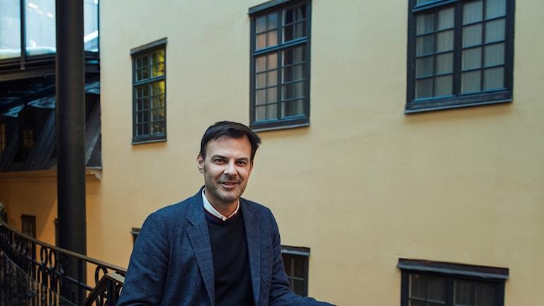 Den franske regissören Francois Ozon .