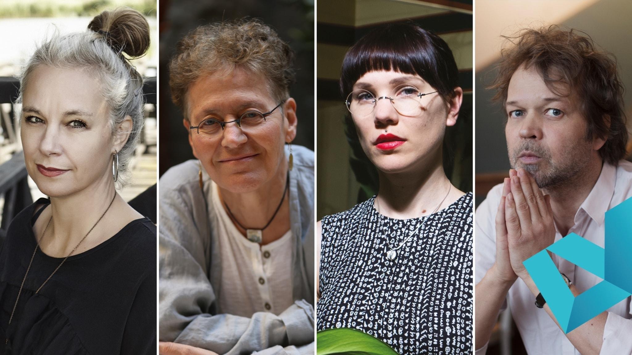 Sagor, psalmer och spoken word när Litteraturveckan går in på upploppet