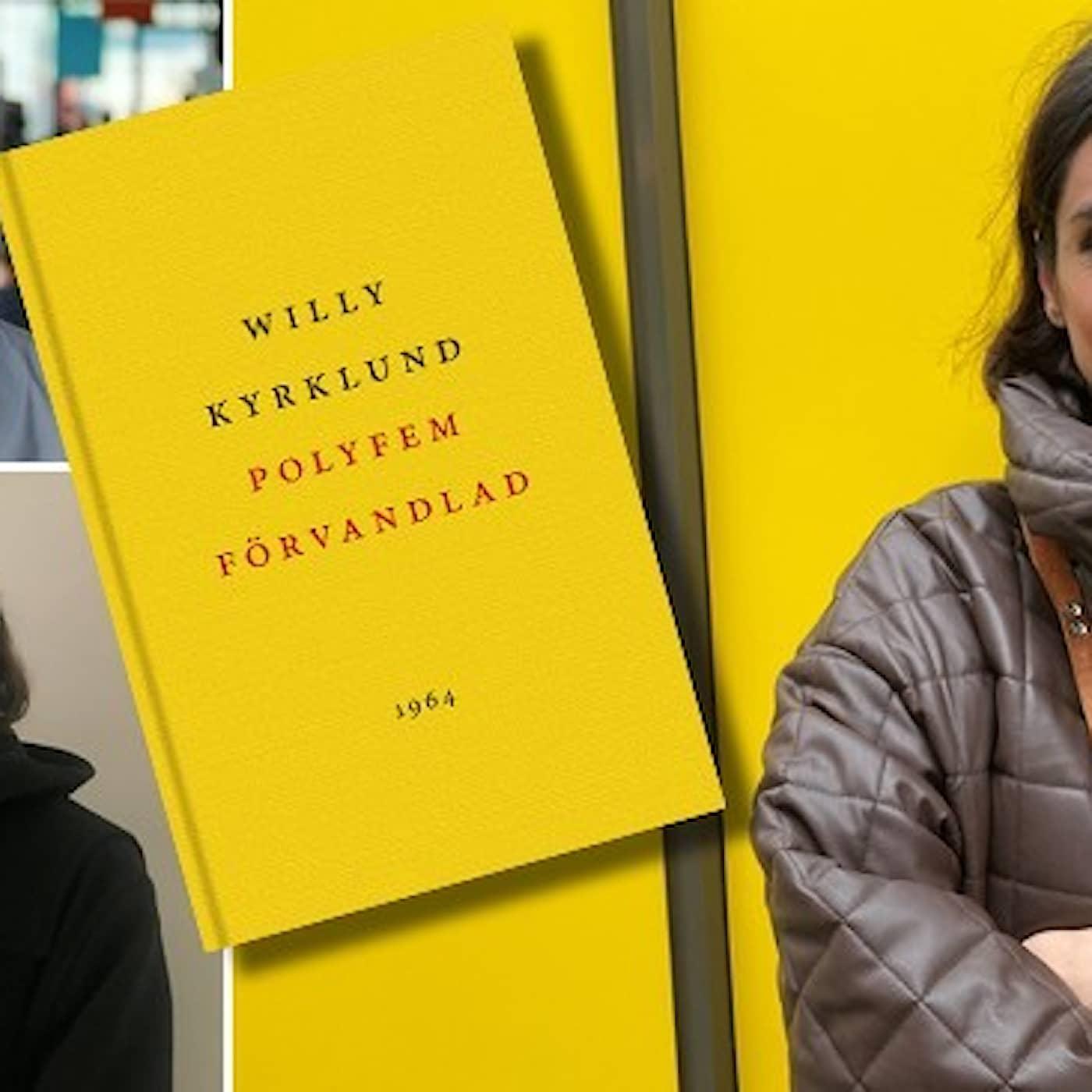Så lever Willy Kyrklunds författarskap vidare i dag