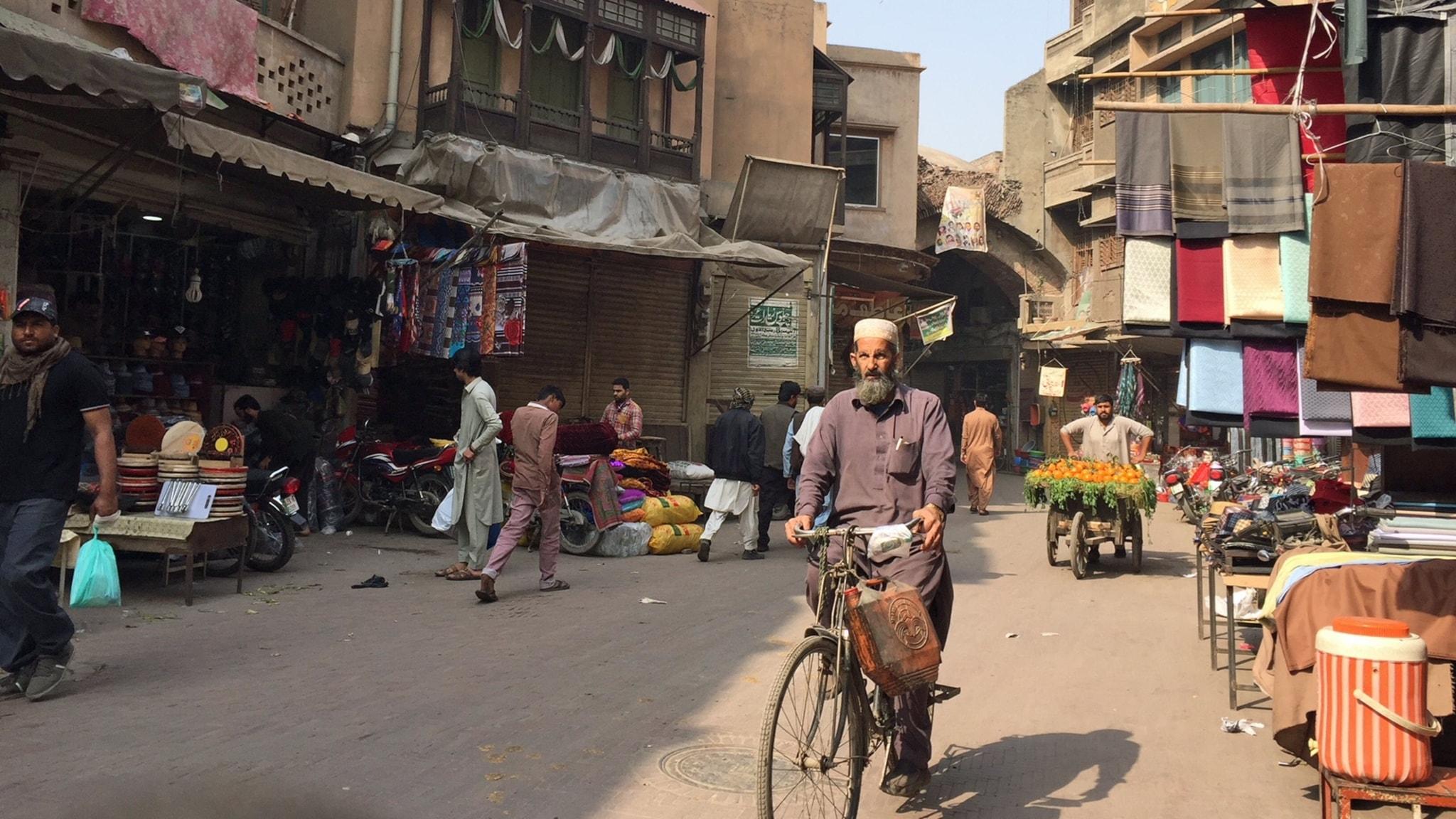 Kampen om kulturarven i Lahore