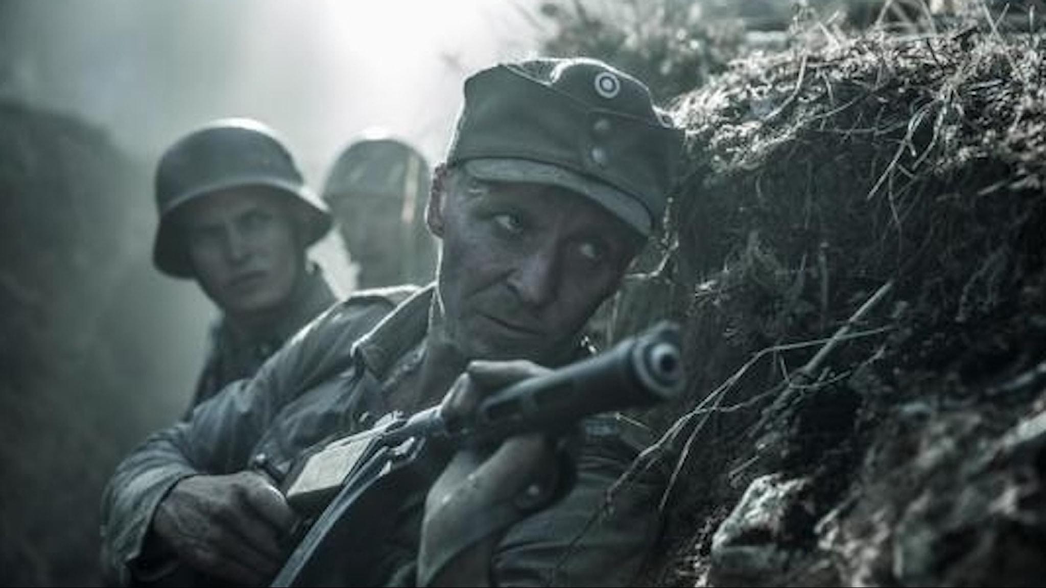 """""""Okänd soldat"""" i regi av Aku Louhimies."""