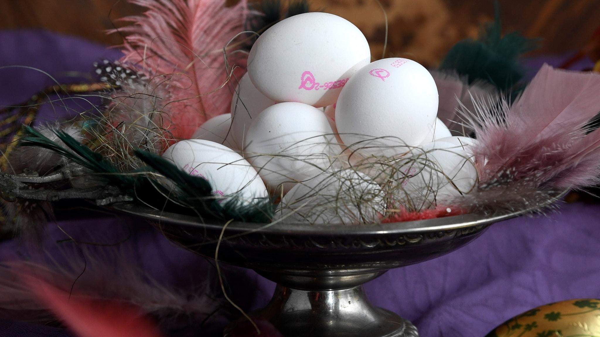 Veckans ord: Ägg
