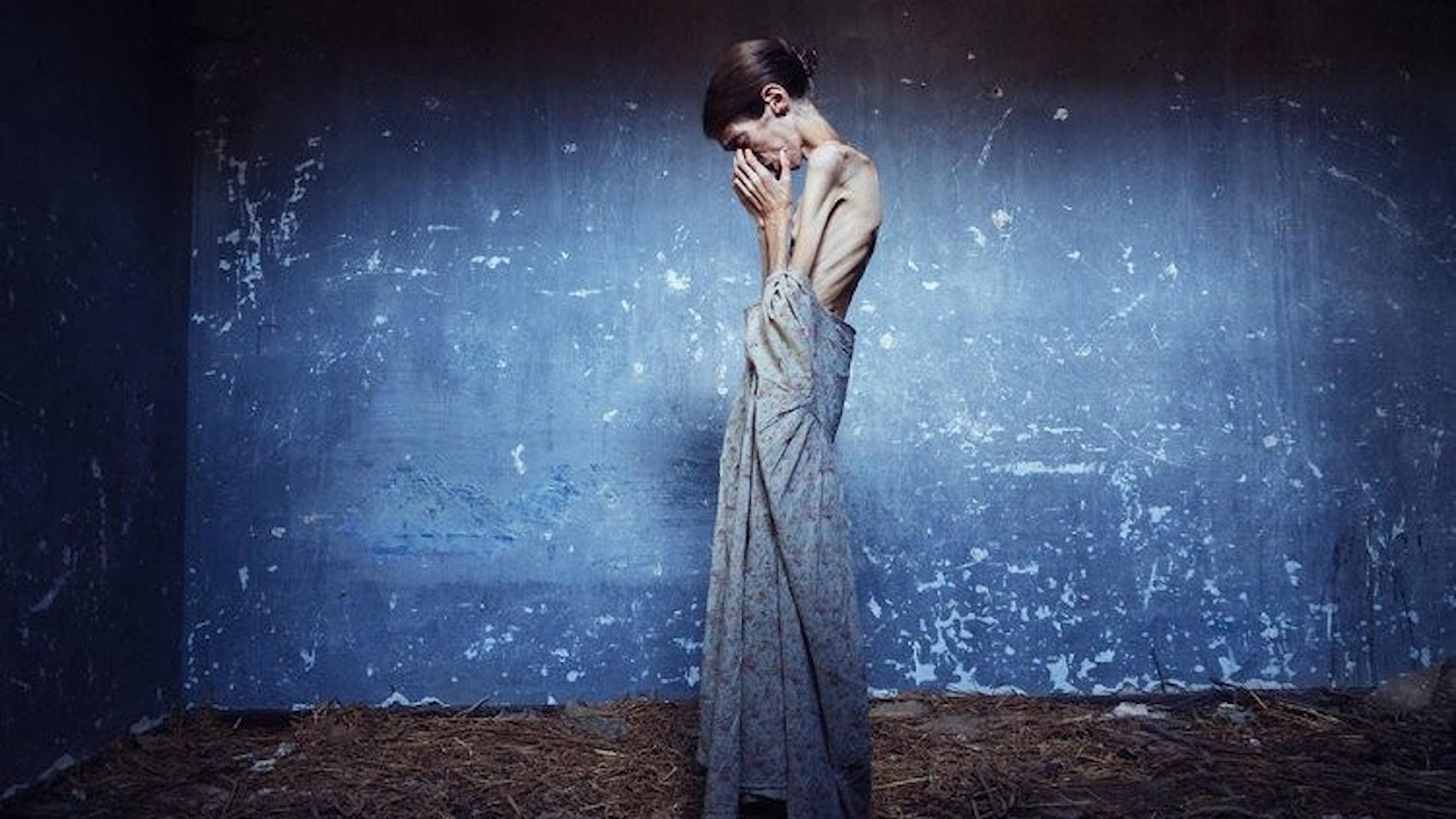 Bilden förställer fotografen Lene Maria Fossen.