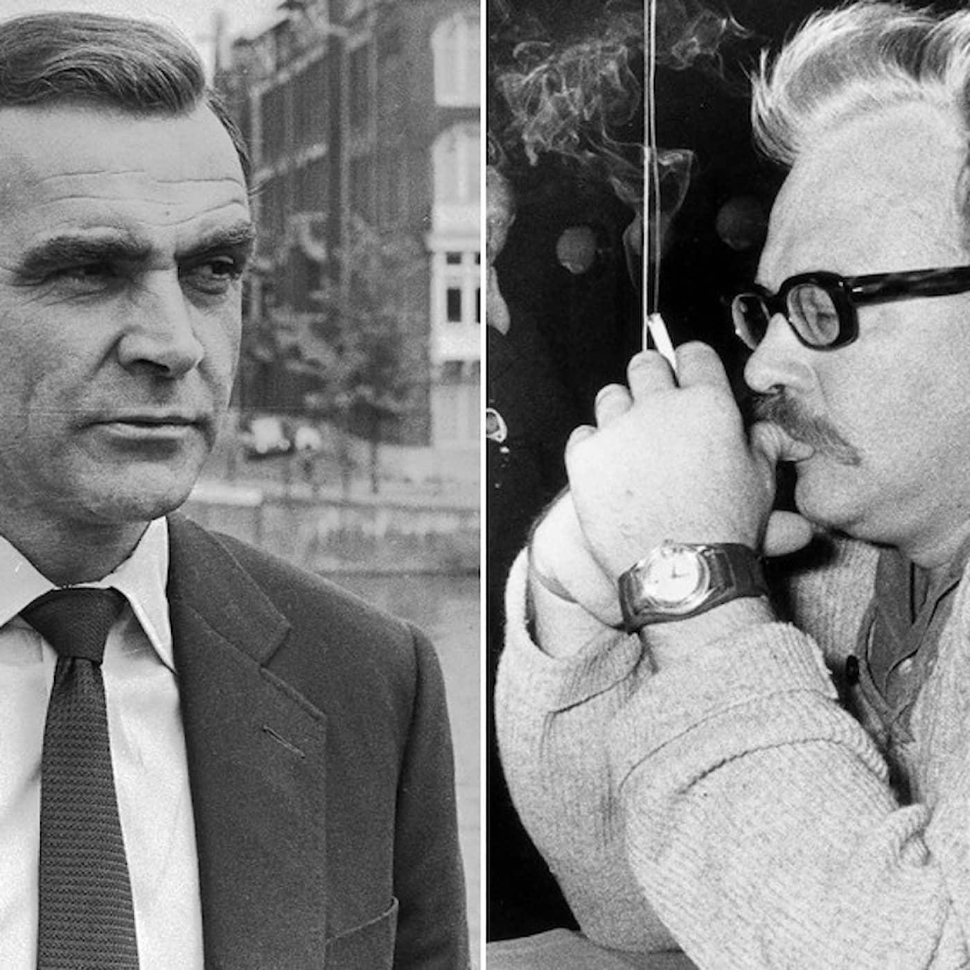 Så lika är James Bond och Jan Myrdal