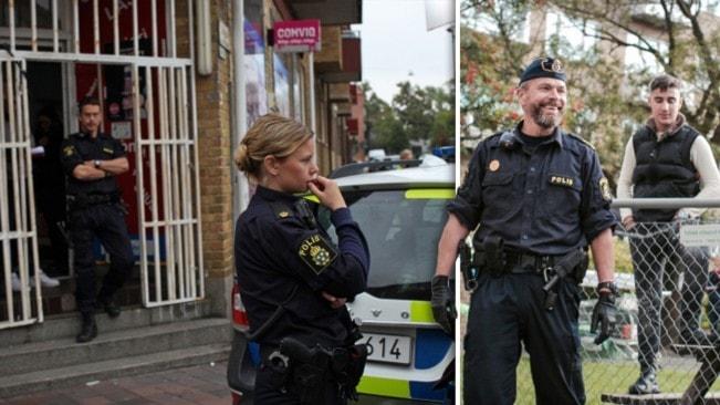 Så skildras Malmö i SVT:s Tunna blå linjen