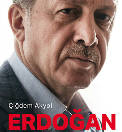 Ny biografi om Erdogan. Foto: Getty Images/ Laurent Van der Stockt