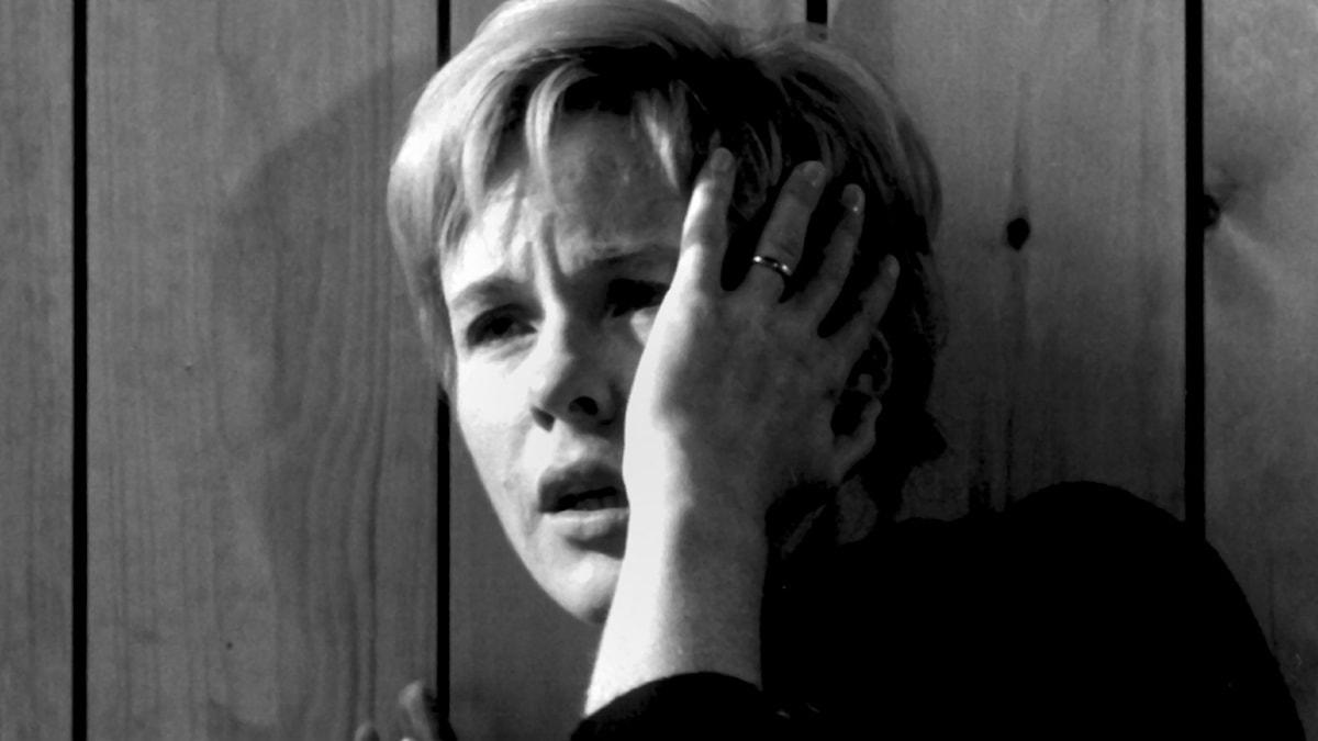 """Bibi Andersson i filmen """"Persona"""""""
