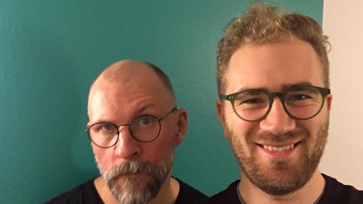 Kalle Lind och Gustav Wirtén leder Fredag i P4.