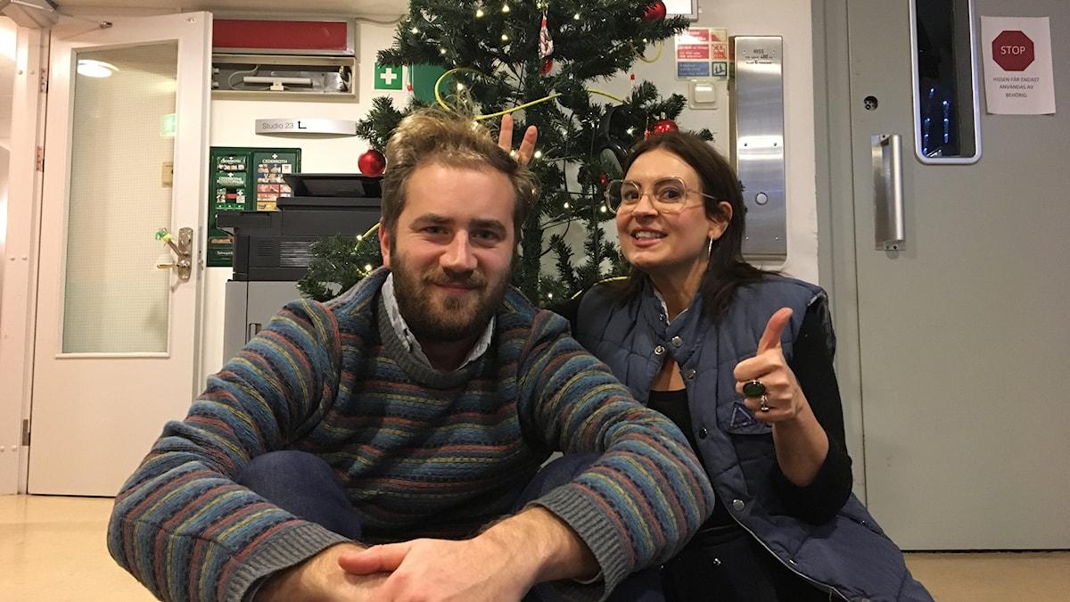 Den här veckan sänder Gustav Wirtén och Susanna Dzamic Fredag i P4.