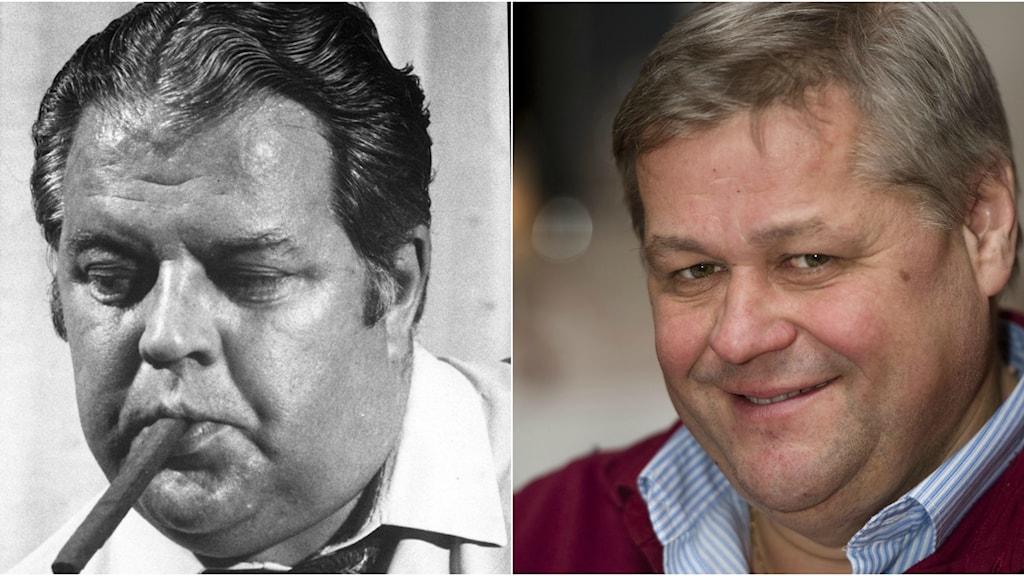 Hans Ericson och Lars Lindgren.