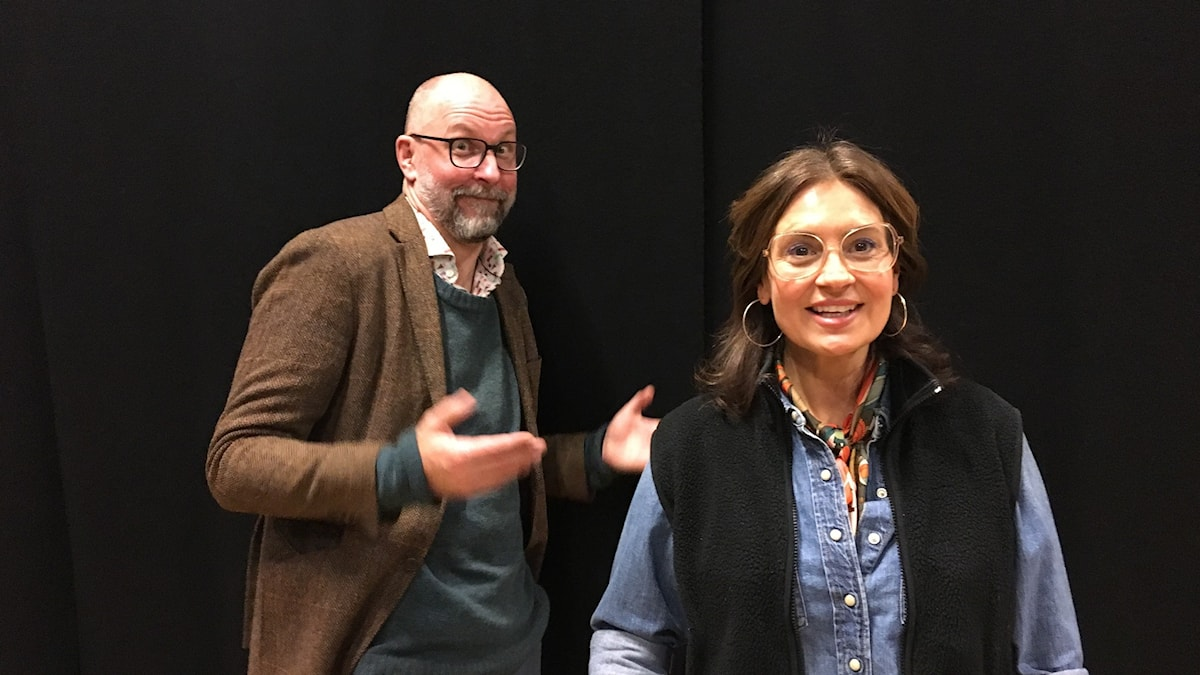 Kalle Lind och Susanna Dzamic leder Fredag i P4.