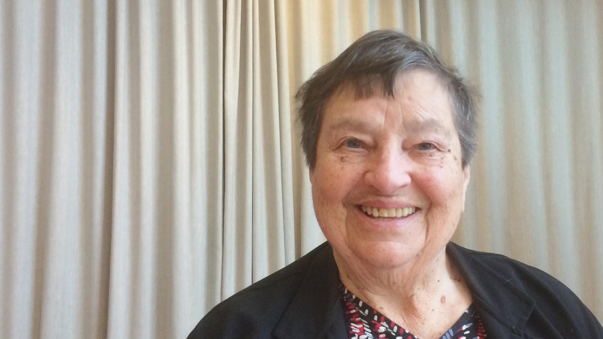 Heleena Anteroinen saapui Göteborgiin jo neljäkymmentäluvulla