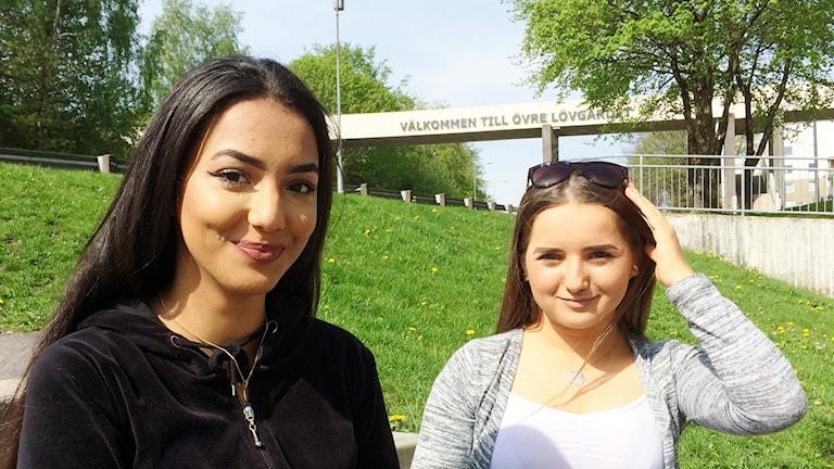 Sabrina ja Arjanna