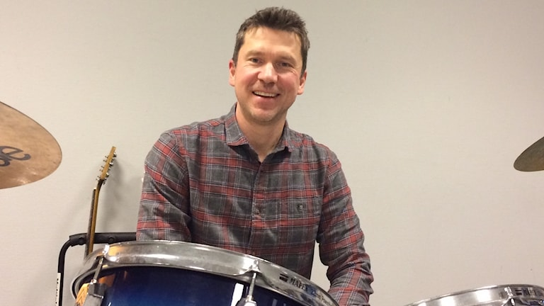 Marko Kemppainen, 2 å halv Finne-trion rumpali.