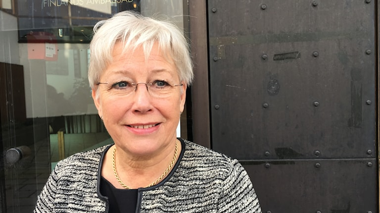 Sosiaalineuvos Anne Eriksson