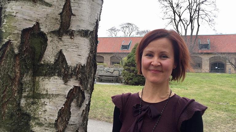 Anne Simonsson kävi Iltapäivän vieraana.