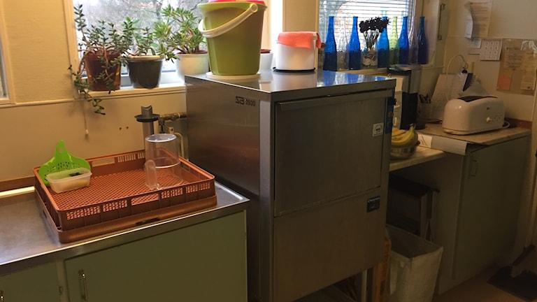 Lilja-koulun keittiö