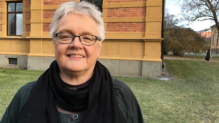 Minna Salminen sukupuolitutkija Uppsalan yliopisto