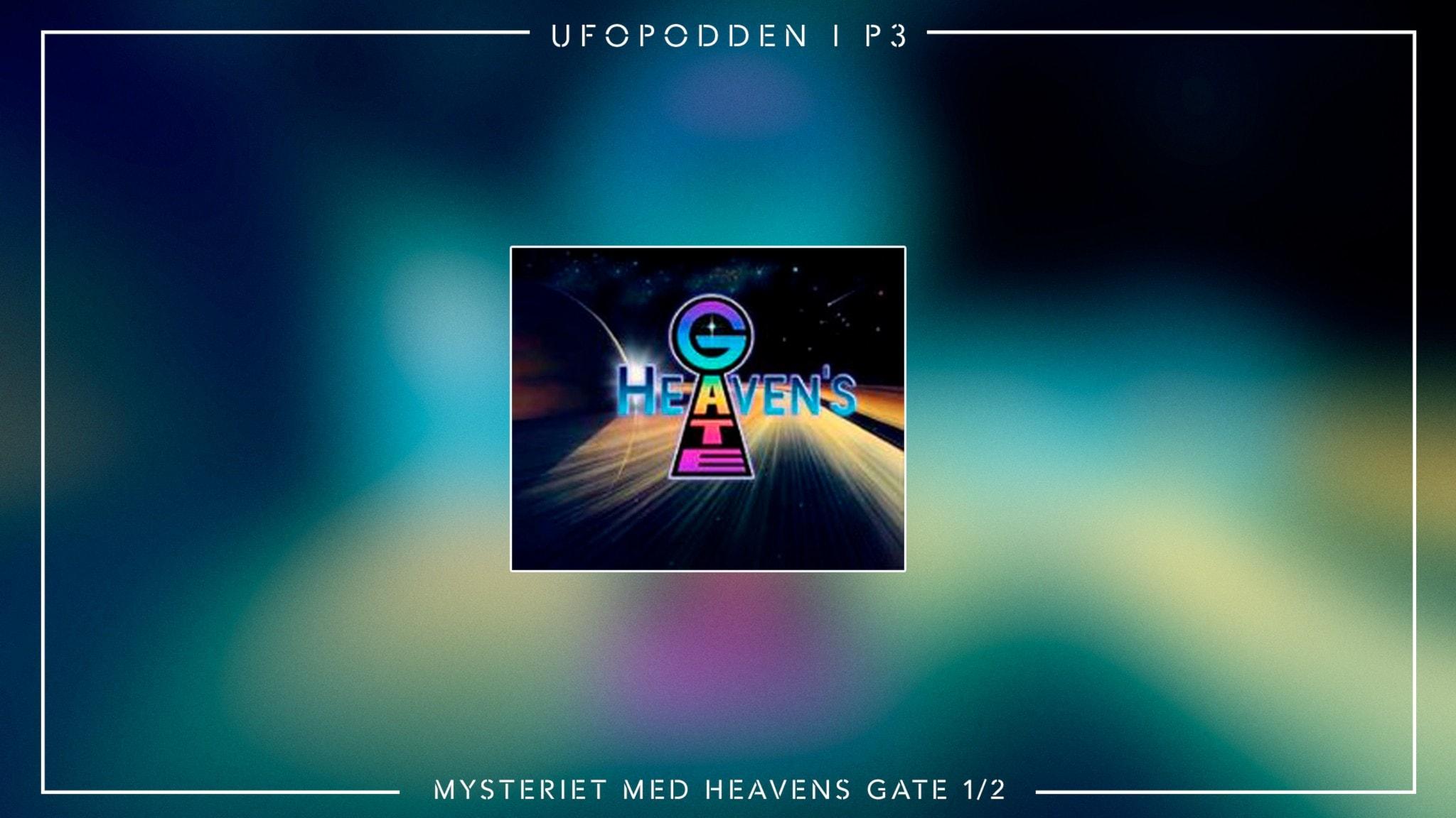 Ufopodden Mysteriet med Heavens Gate del 1/2