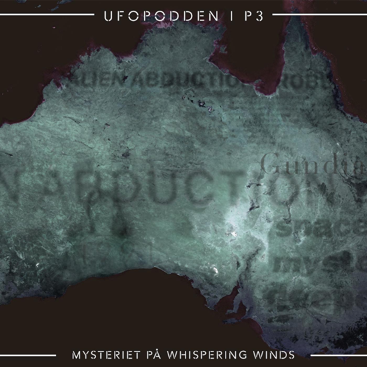 """Mysteriet på """"Whispering Wind"""""""