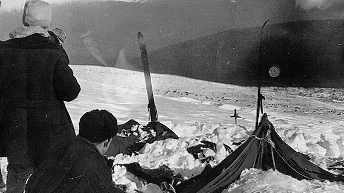 """By Soviet investigators - """"Mysterious Deaths of 9 Skiers Still Unresolved"""", Public Domain,"""