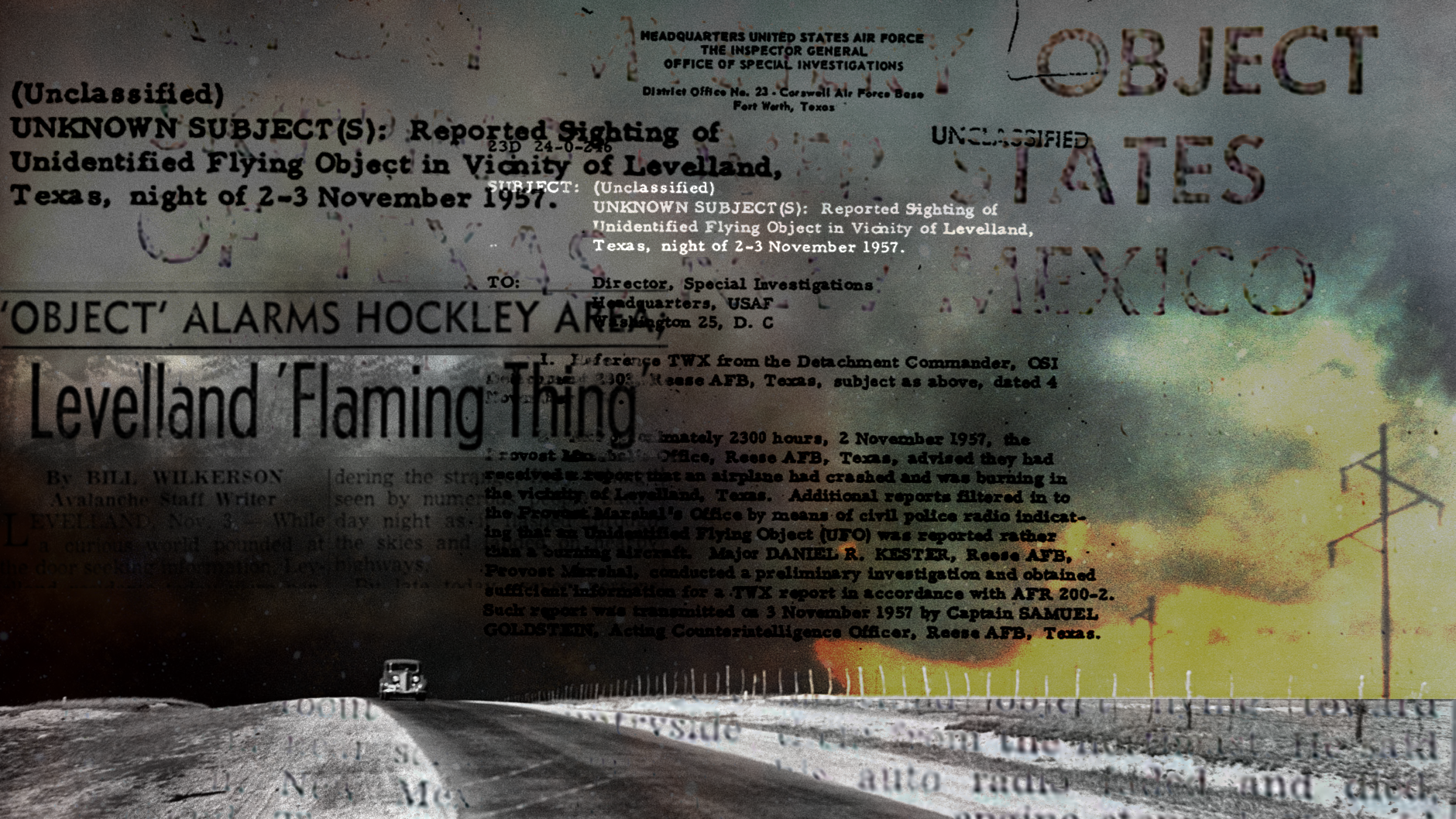 Mysteriet i Levelland