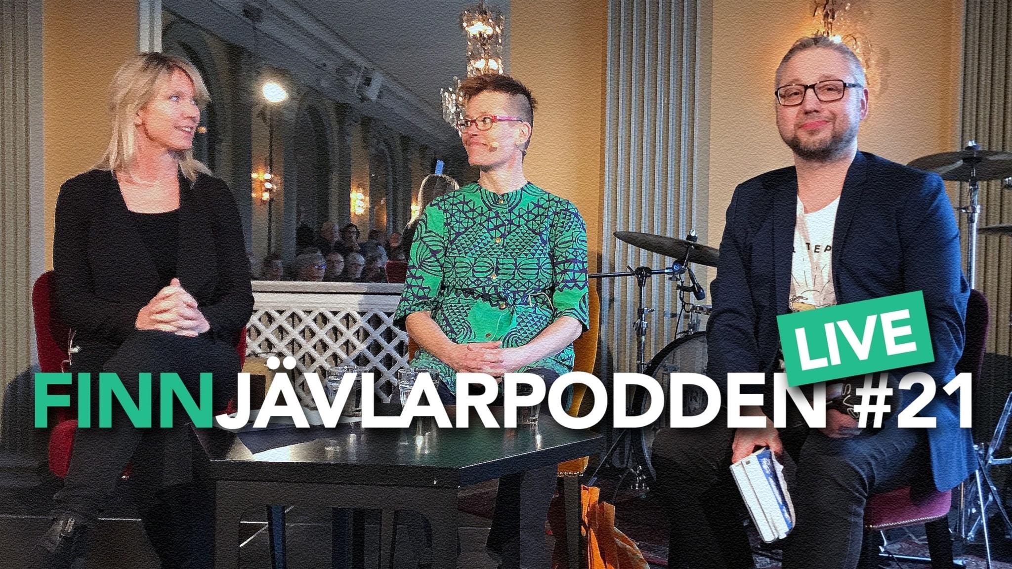 Finnjävlarpodden #21 Veera Suvalo Grimberg