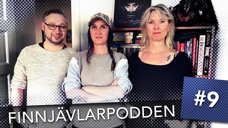 """finnjFinnjävlarpodden #9 """"Jussi hade inget skal, inget hårt"""""""