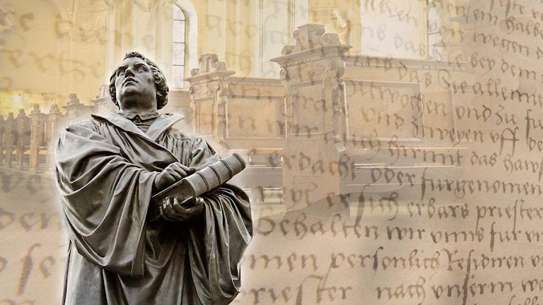 Hur mycket av Martin Luthers tankar lever kvar i Sverige, 500 år efter reformationens startskott?