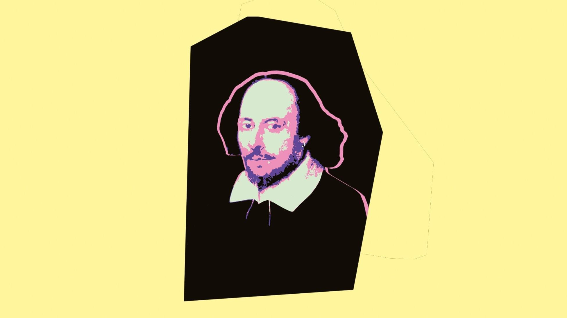 William Shakespeare – legendariskt teatergeni i dramatisk tid