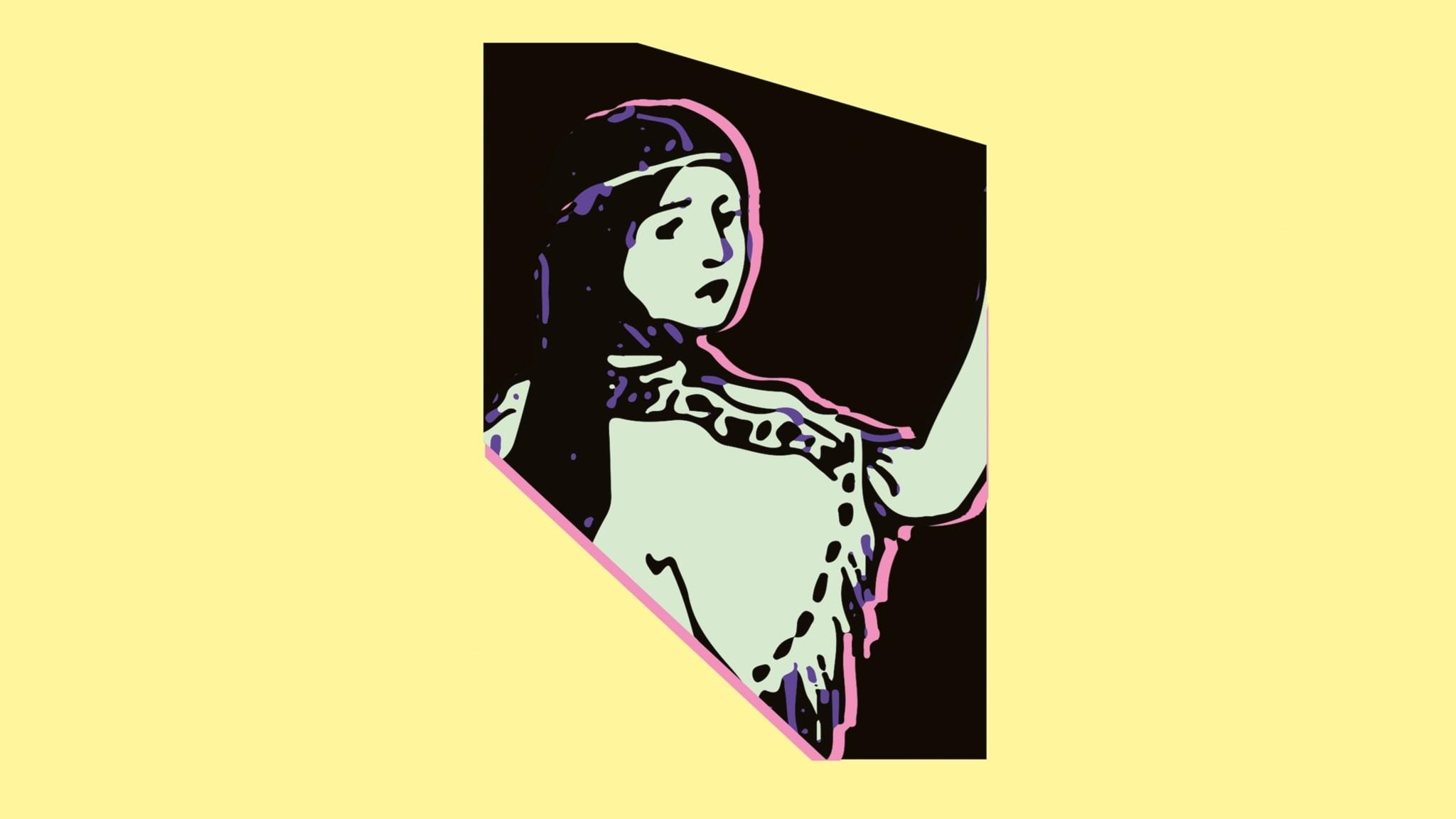 Pocahontas - människan bakom myten