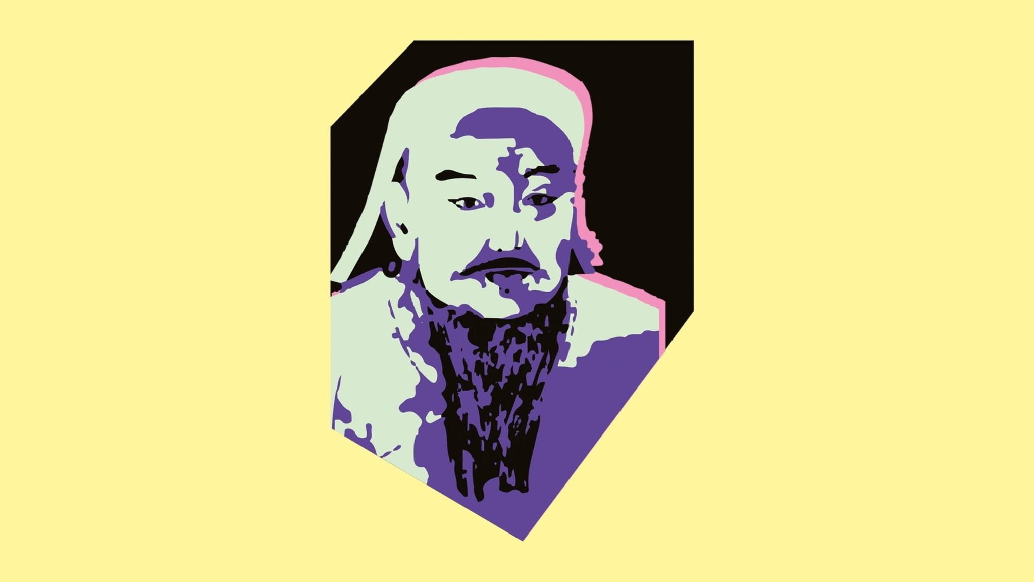 Djingis Khan –  från vildmarken till världsherravälde