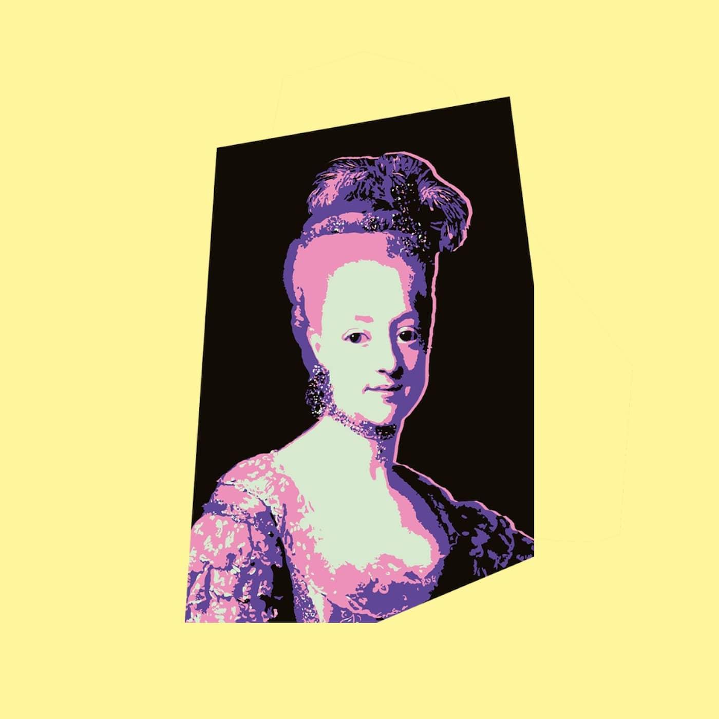 Hedvig Elisabeth Charlotta - hovkrönikören som intog tronen