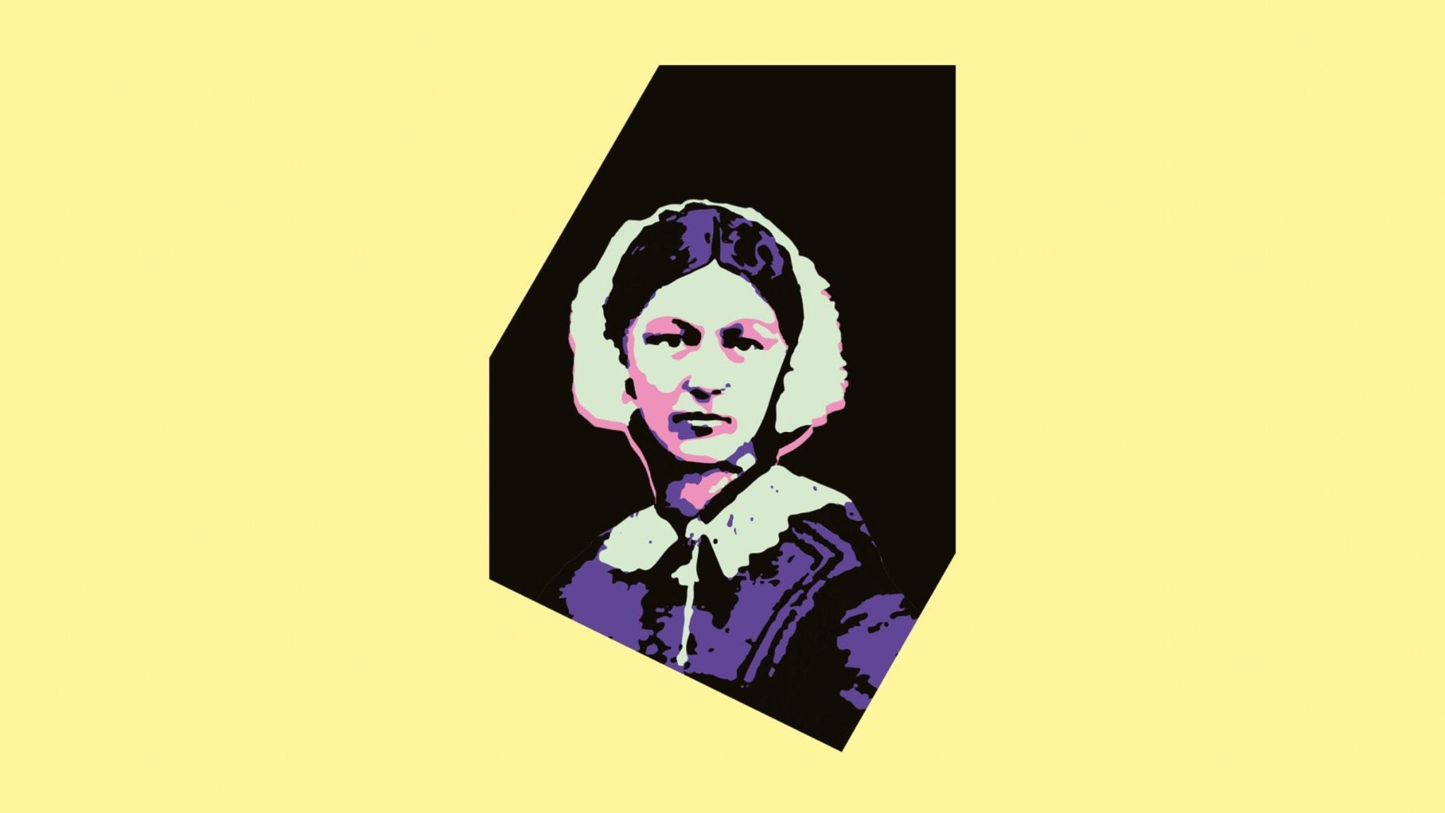 Florence Nightingale – sjukvårdsrevolutionär och supersyster