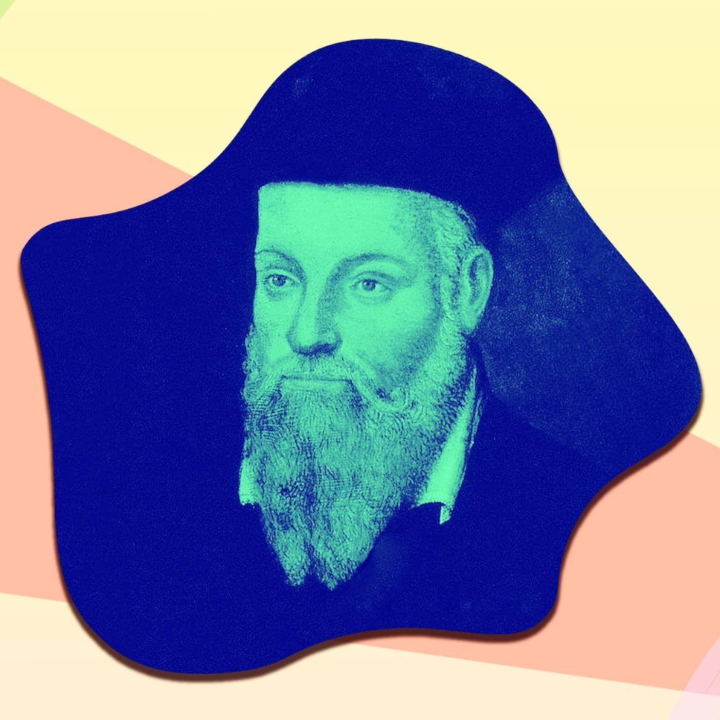 Nostradamus – stjärnskådaren som skrev in sig i evigheten