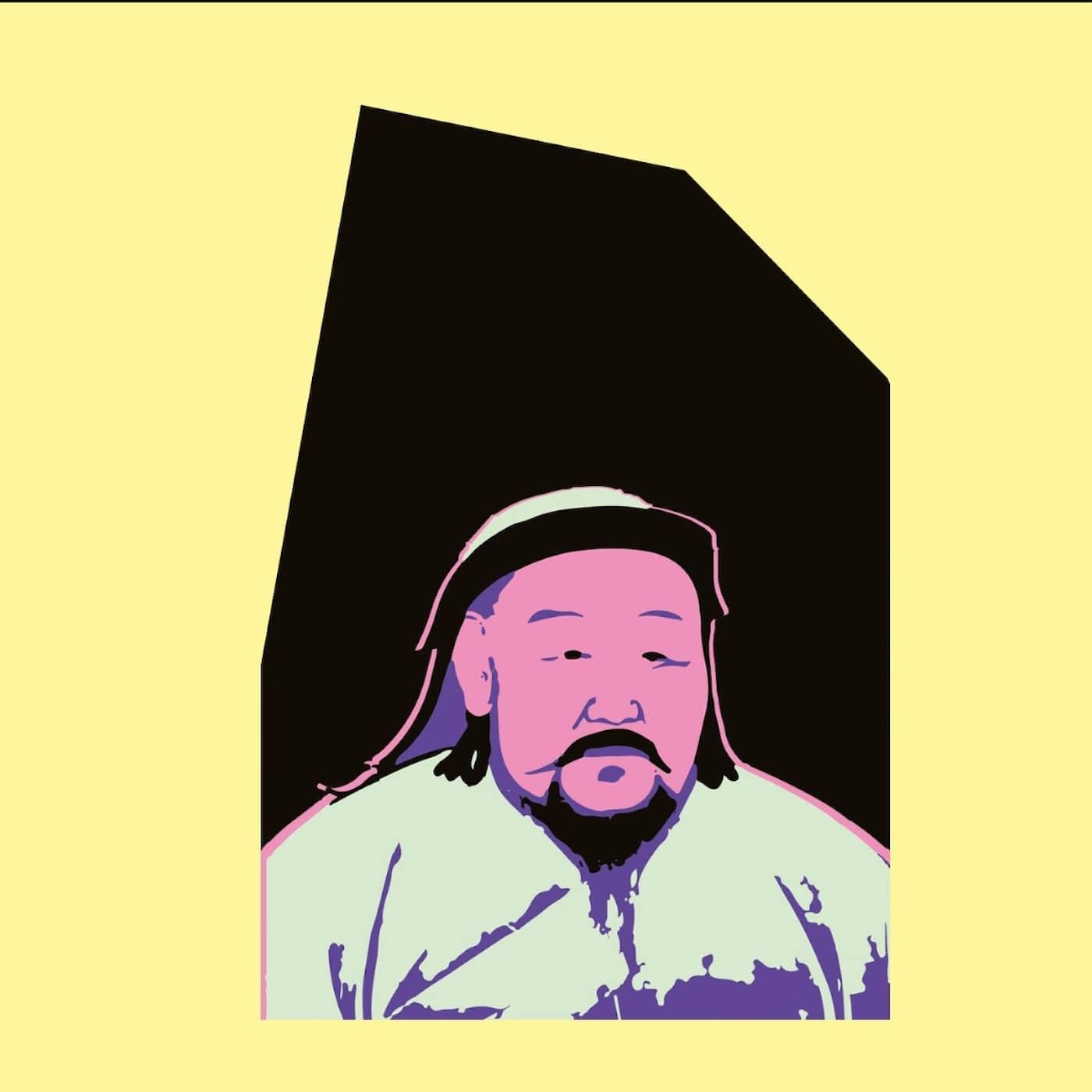 Kublai Khan – sex sidor av en världshärskare