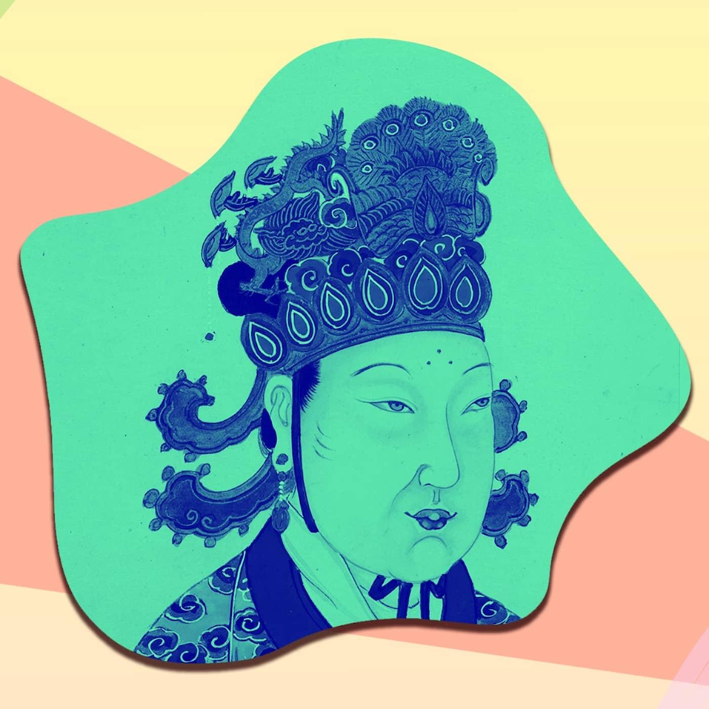 Wu Zetian – Kinas enda kvinnliga kejsare