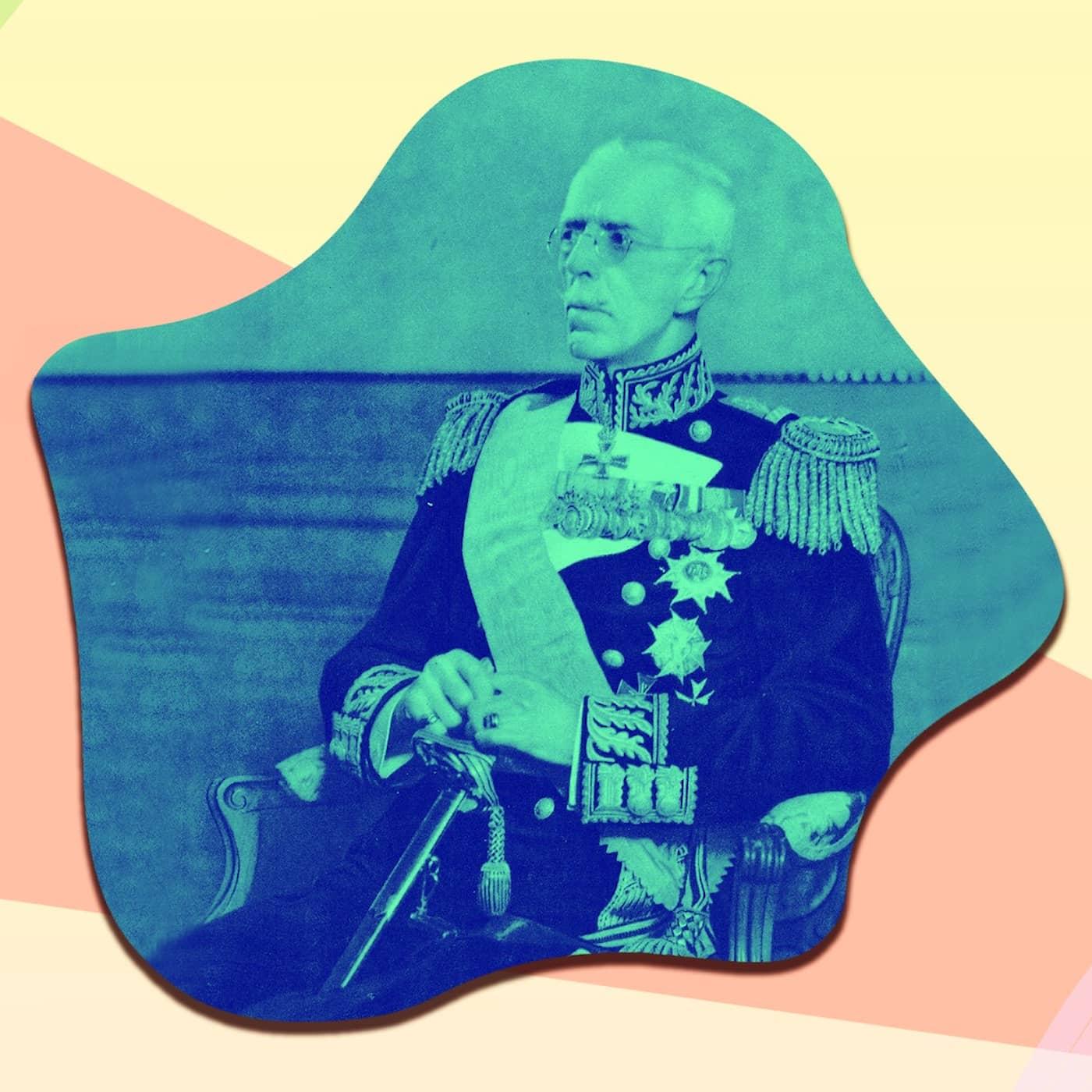 Gustaf V – tennis, kärlekssorg och förlorad kungamakt