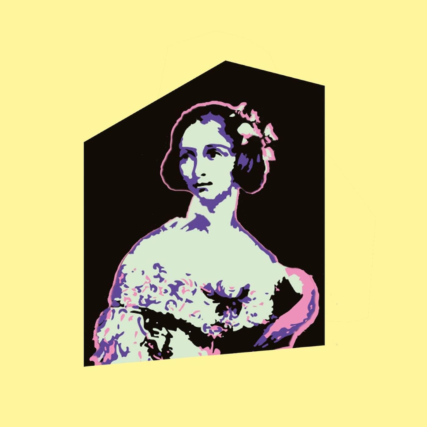 Jenny Lind – fattigflickan med den bevingade rösten