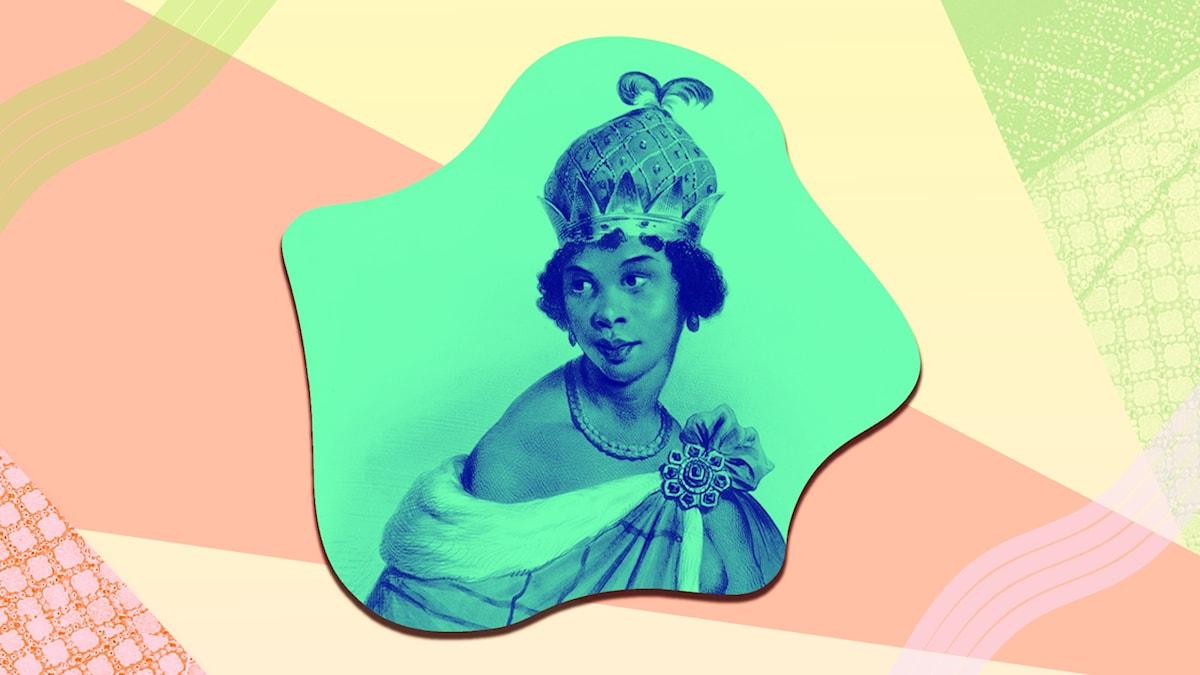 Drottning Njinga