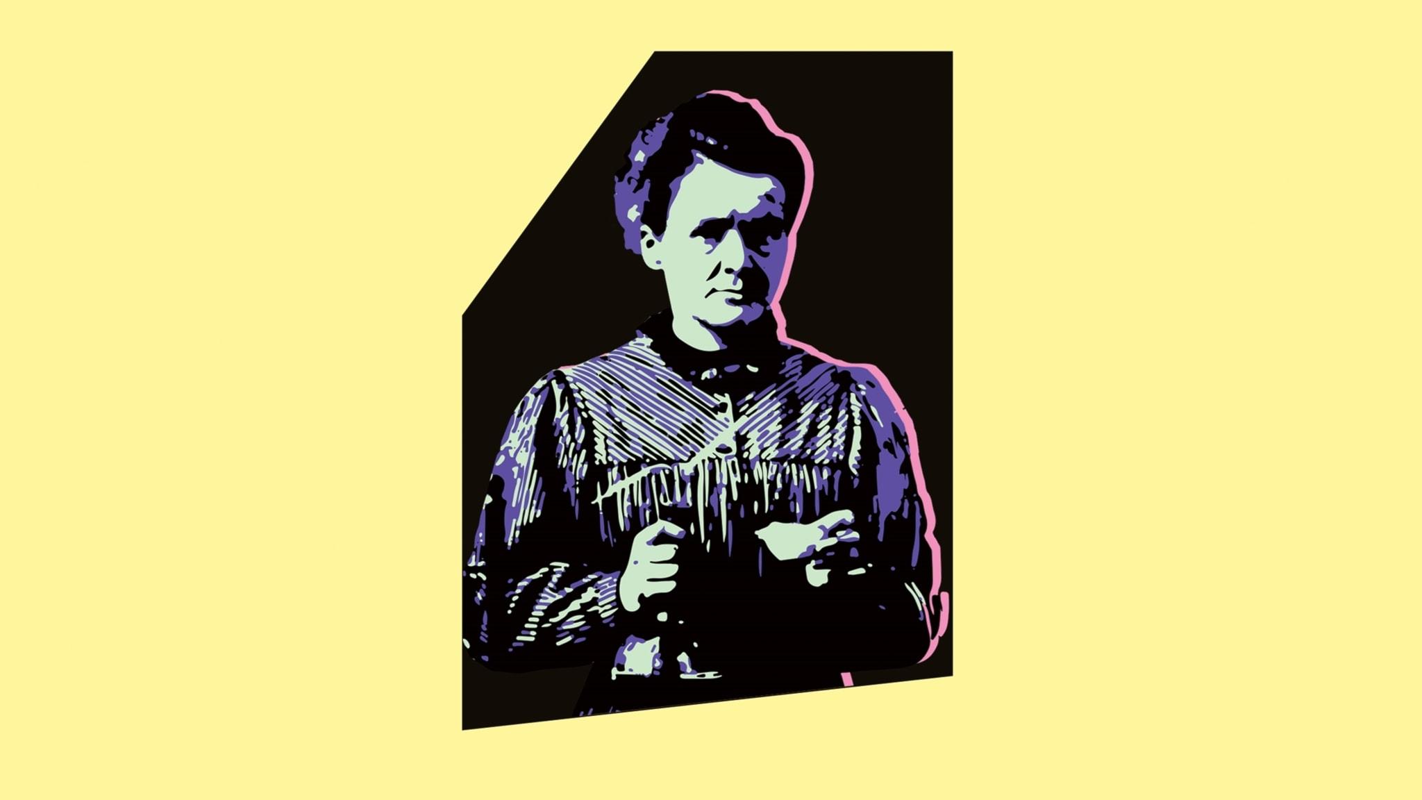 Marie Curie – ett strålande geni