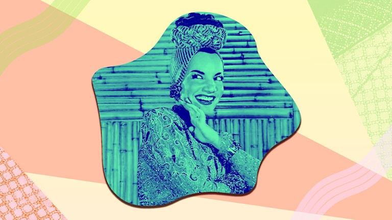 Carmen Miranda – sambadrottningen som dansade med döden
