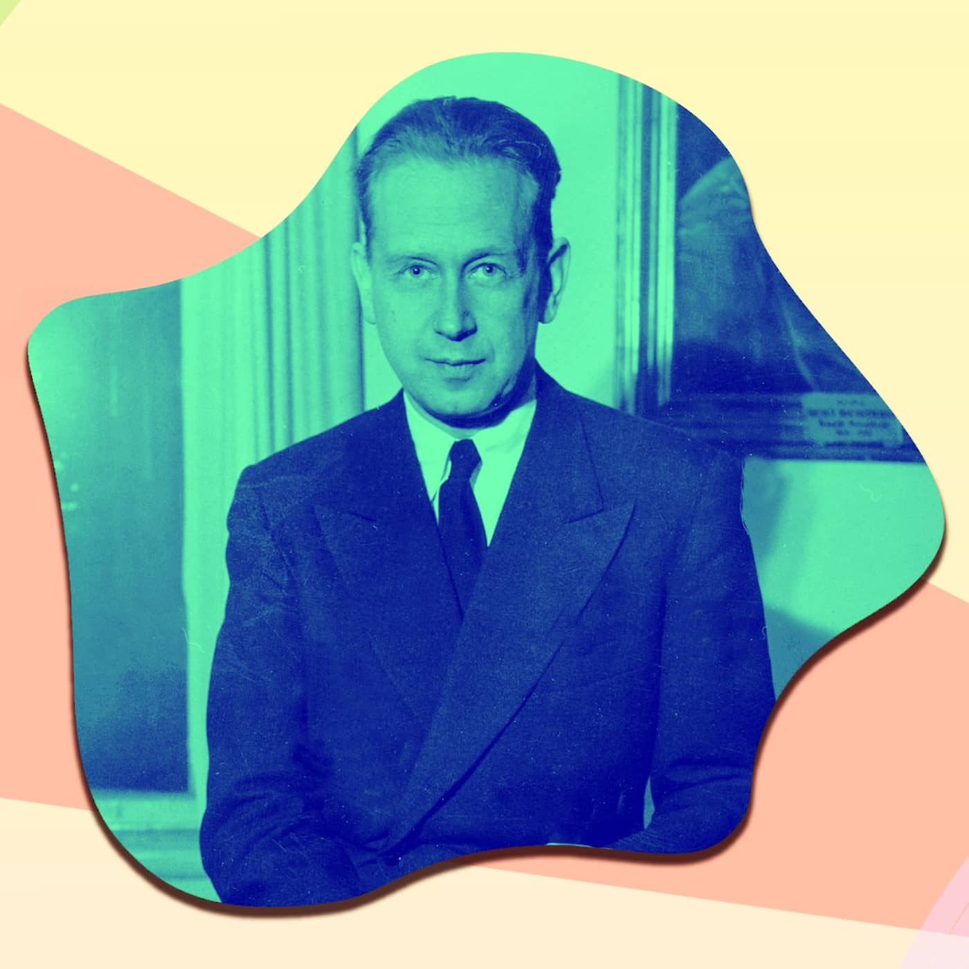 Dag Hammarskjöld – med världen på sina axlar