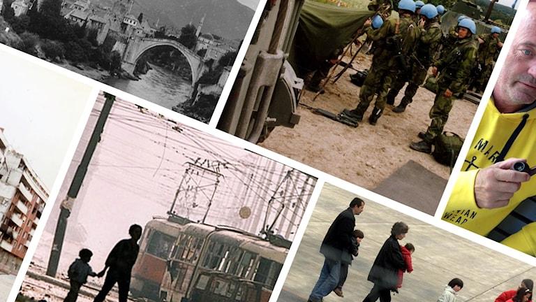 Dokumentärer om Balkankriget