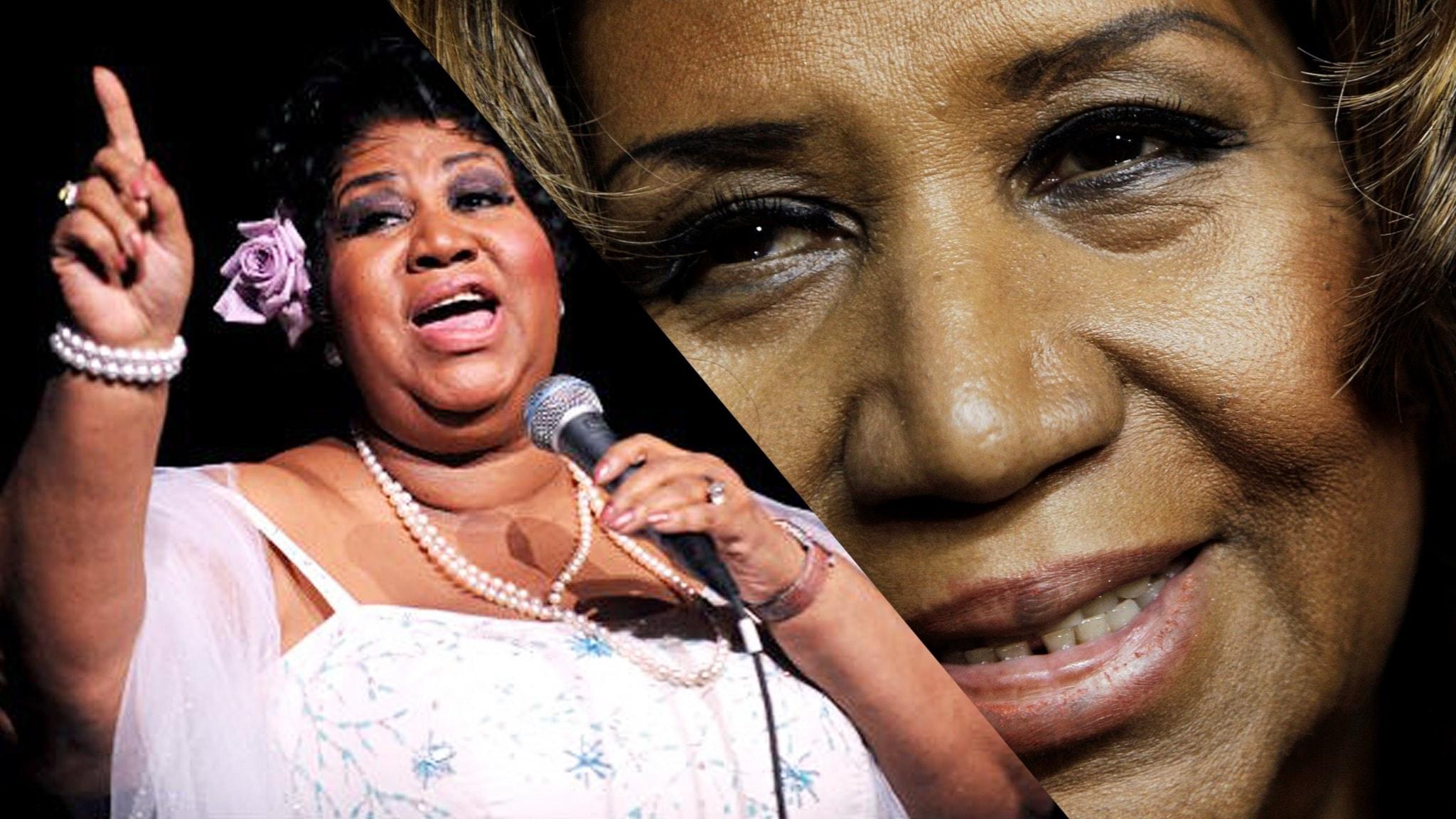 Aretha Franklin är död – soulens drottning