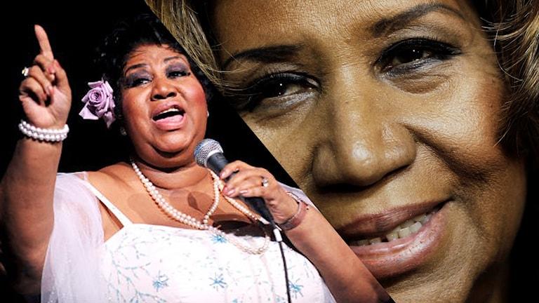 Playsamling - Vi minns Aretha Franklin