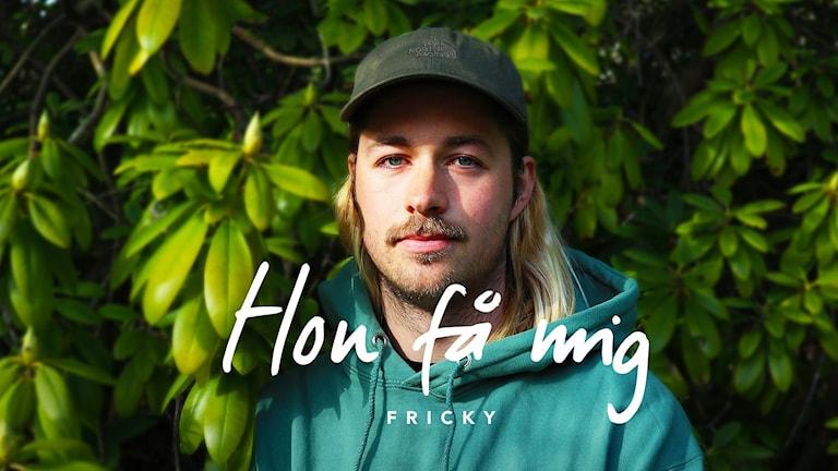 Artisten Fricky i P3 Låten.
