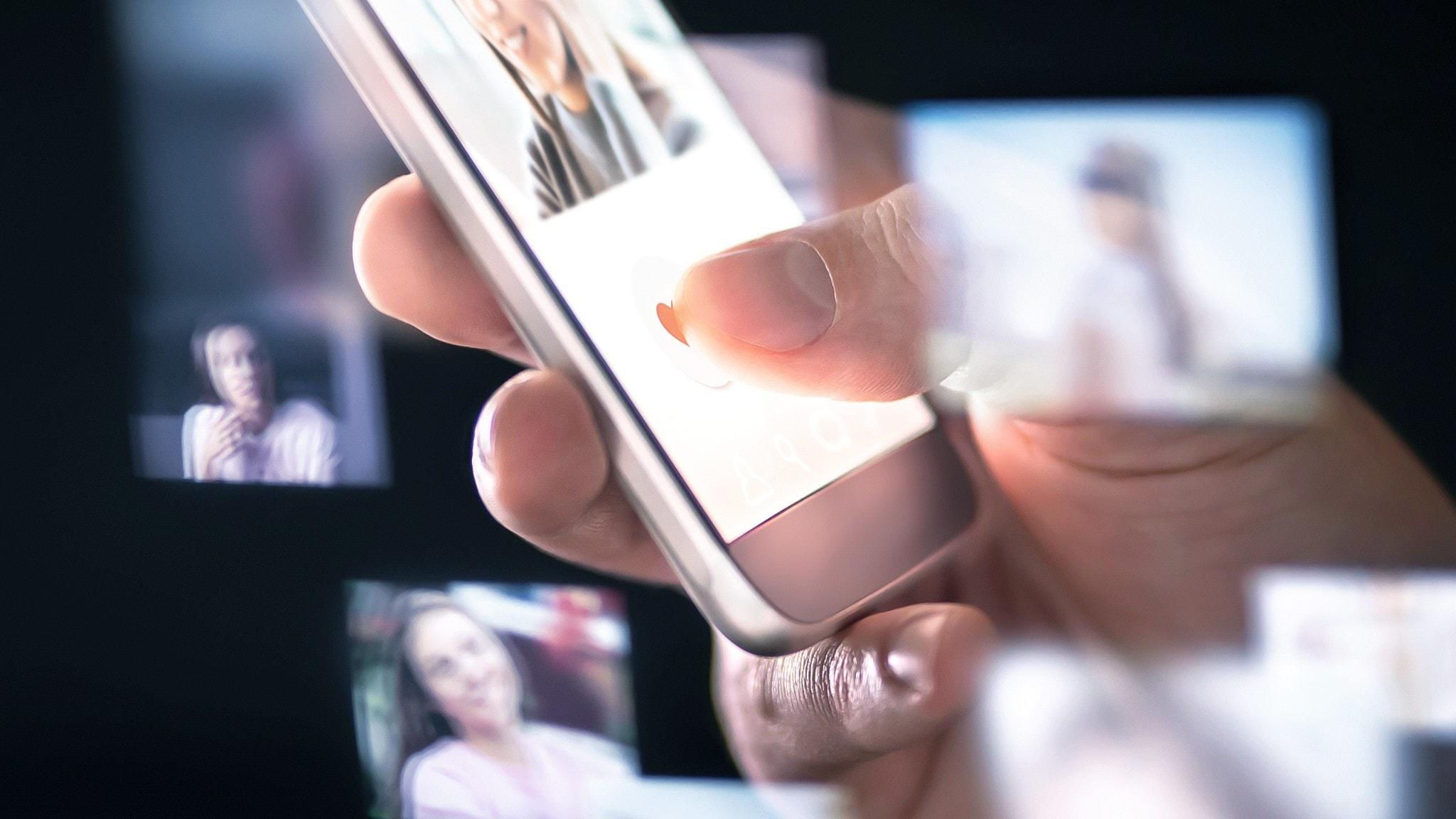 Romansbedrägeri på nätet