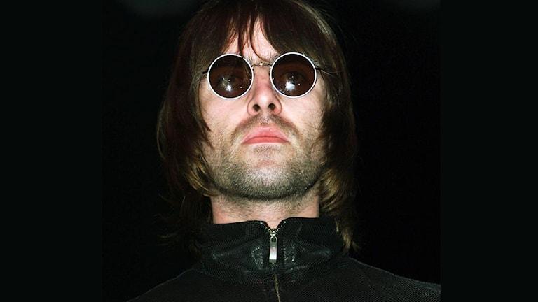 Liam Gallagher, sångare i Oasis.