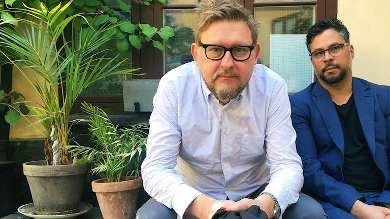 I säsongsavslutningen av Söndagsintervjun i P1 gästa journalisten och författaren Fredrik Virtanen. Programledare är Martin Wicklin.
